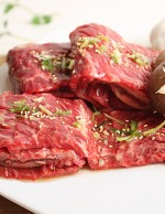 Marinated Beef Ribs Galbi