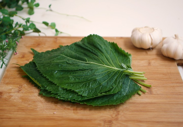 Sesame Leaf for Korean BBQ