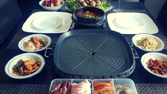 Korean BBQ at Home